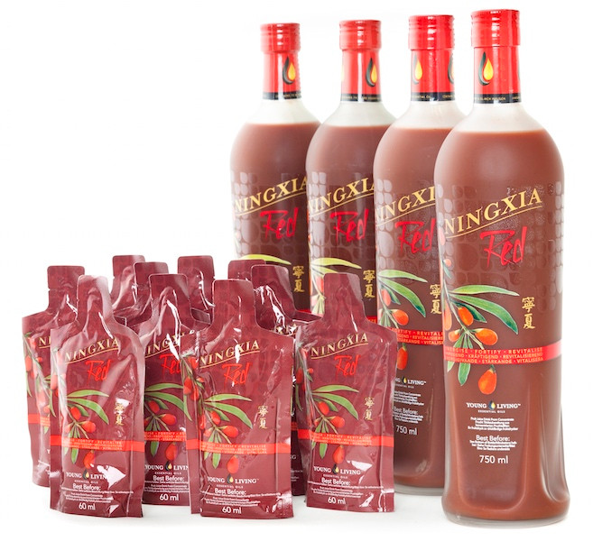 NingXia Red Young LIving Australia