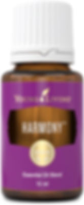 Young Living harmony therapeutic food grade essential oil