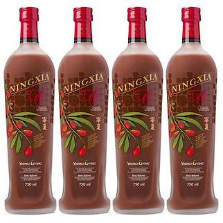 NingXia Red 4 bottle pack Australia Youn Living