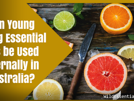 Can Young Living Essential Oils be Used Internally in Australia?