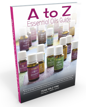 A to Z Essential Oils Guide