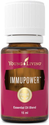 Young Living immupower therapeutic food grade essential oil