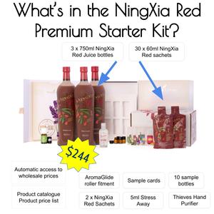 NingXia Red Premium Starter Kit Australia Young Living