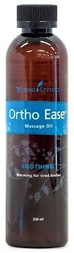 Ortho Ease Massae Oil Young Living Australia