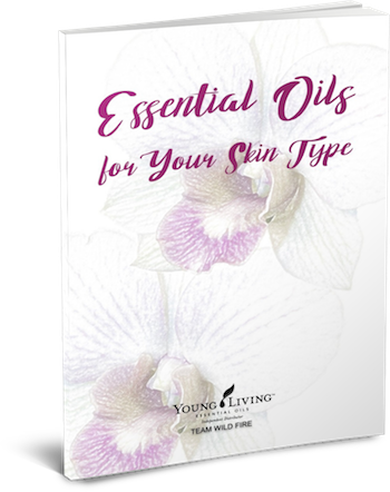 Essential Oils for your Skin Type Book