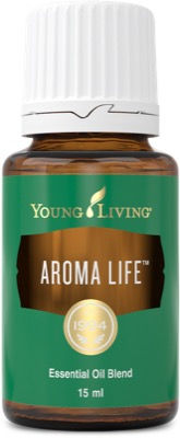 Young Living Aroma Life therapeutic food grade essential oil