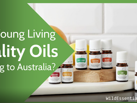 Are Young Living Vitality Oils Coming to Australia?