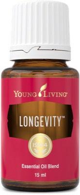 Young Living longevity essential oil Australia