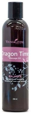 Dragon Time Massage Oil Young Living Australia