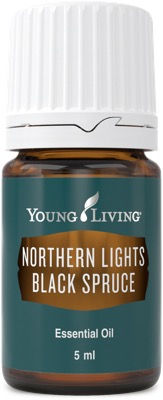 Young Living black spruce therapeutic food grade essential oil