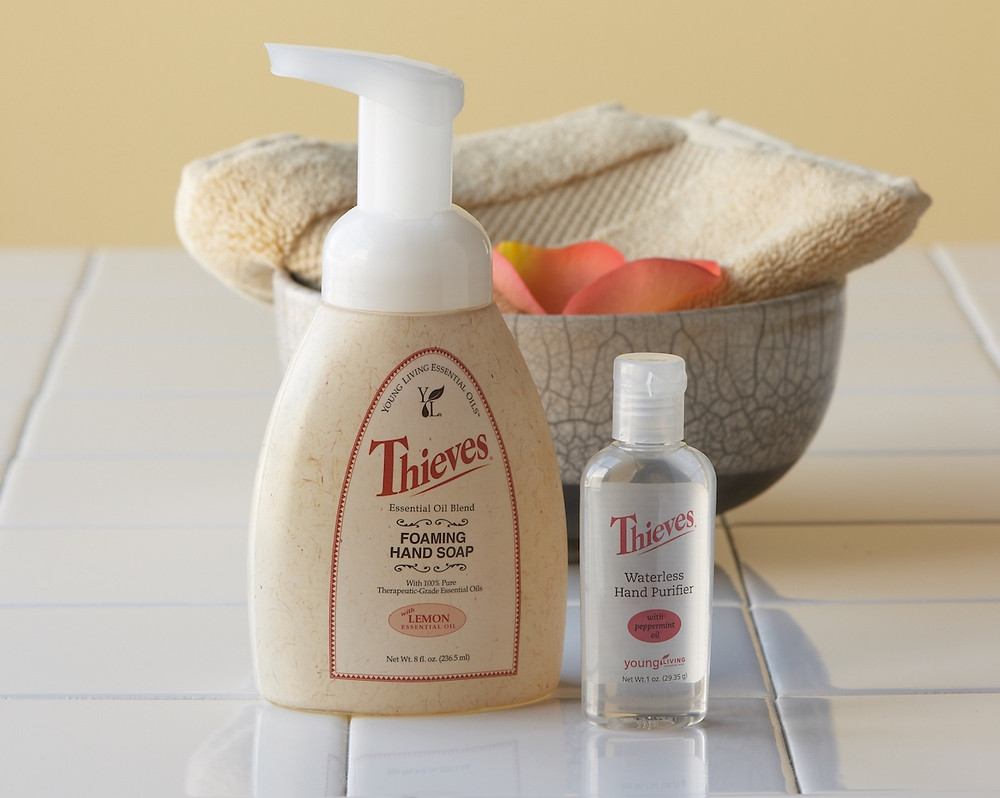 Thieves Foaming Hand Soap and Purifier