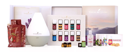 Dew Drop Diffuser Premium Starter Kit