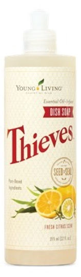 Young Living Thieves Dish Soap Australia