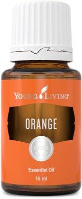 Young Living orange food grade essential oil