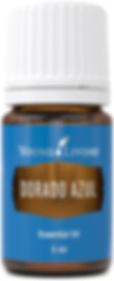 Young Living dorado azul therapeutic food grade essential oil