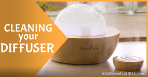 Cleaning your Aromatherapy Diffuser