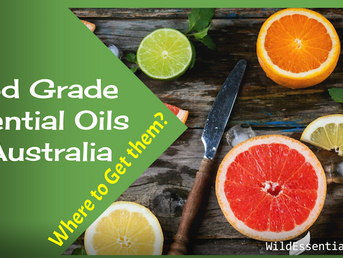 Edible Essential Oils in Australia - Where to Buy?