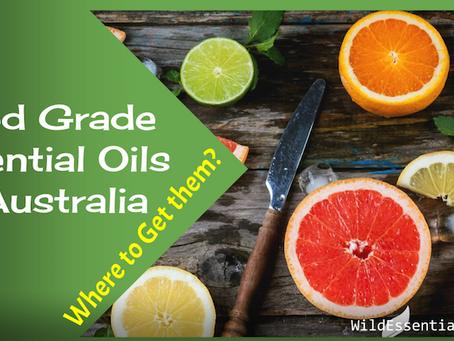Edible Essential Oils in Australia - Where to Buy?