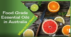 Food Grade essential oils in Australia Where to Buy them