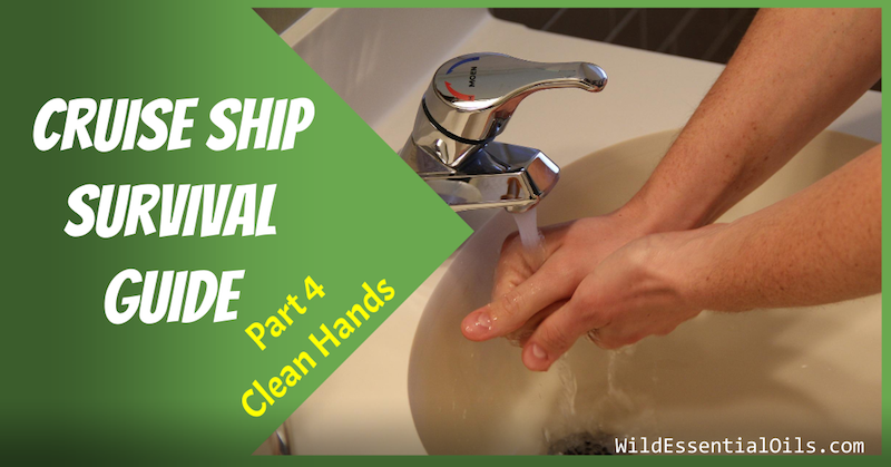 Cruise Ship Survival Guide Clean Hands
