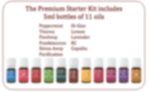 Premium Starter Kit 11 Oils