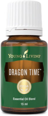 Young Living dragon time therapeutic food grade essential oil