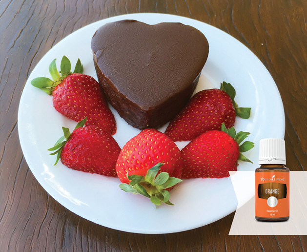Orange Essential Oil Chocolate Beetroot Cake Recipe Australia