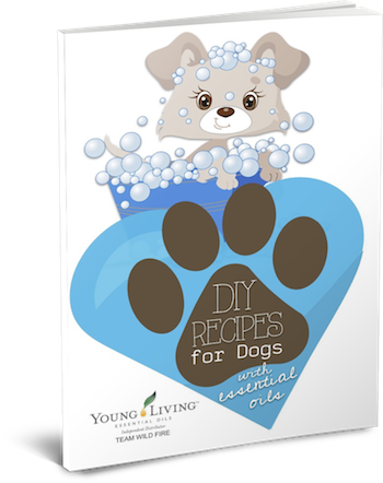 DIY Recipes for Dogs Book 350px
