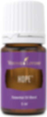 Young Living Hope therapeutic food grade essential oil