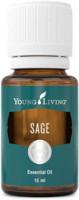Young Living sage essential oil Australia