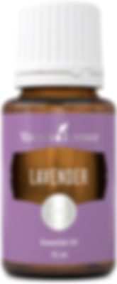 Young Living lavender therapeutic food grade essential oil