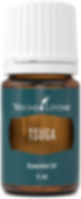 Young Living tsuga essential oil Australia