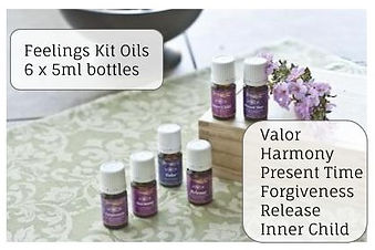 Feelings Kit 6 Oils