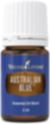 Young Living Australian Blue therapeutic food grade essential oil