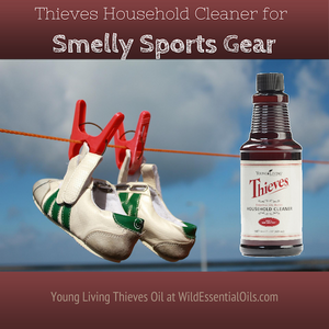 Thieves Cleaner for smelly sports gear
