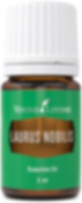 Young Living laurus nobilis therapeutic food grade essential oil