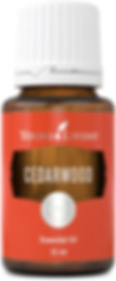 Young Living cedarwood therapeutic food grade essential oil