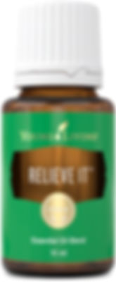 Young Living relieve it essential oil Australia