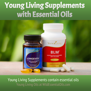 Young Living Essential Oil Supplements Australia