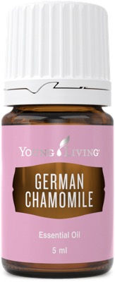 Young Living german chamomile therapeutic food grade essential oil Australia