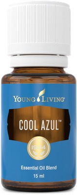 Young Living cool azul therapeutic food grade essential oil