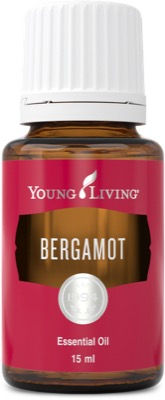Young Living bergamot food grade essential oil