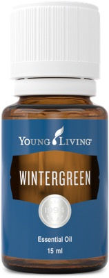 Young Living wintergreen therapeutic food grade essential oil