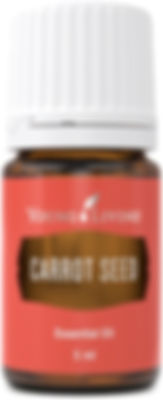 Young Living carrot seed therapeutic food grade essential oil