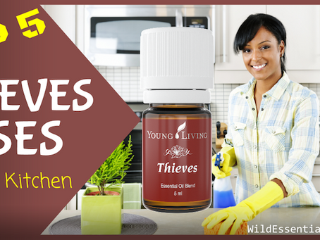 Top 5 Thieves Oil Uses In The Kitchen