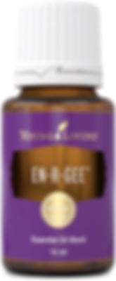 Young Living en-r-gee time therapeutic food grade essential oil