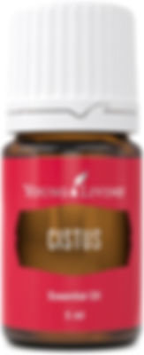 Young Living cistus therapeutic food grade essential oil