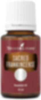 Young Living sacred frankincense therapeutic food grade essential oil