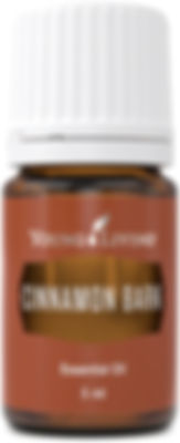 Young Living cinnamon food grade essential oil