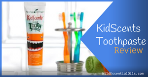 KidScents Toothpaste Review Australia